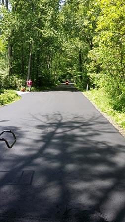 Ashford Lake Residential Paving