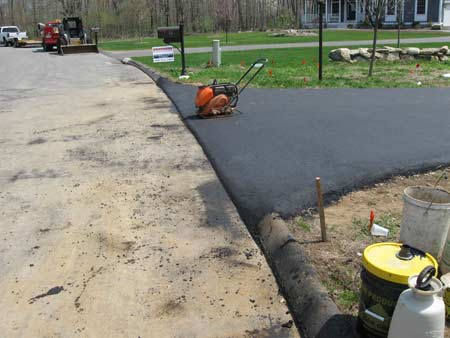 Beacon Hill Estates paving