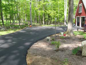 Driveway Excavation Mansfield CT