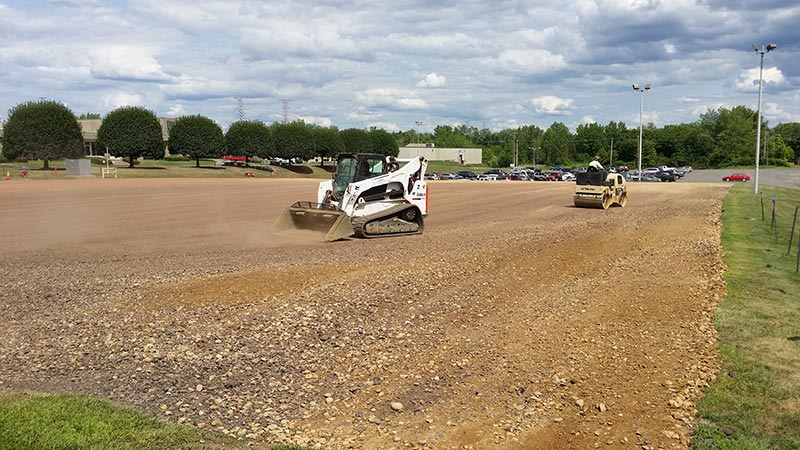 commercial excavation and paving stanadyne wilton ct