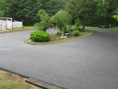 Driveways, Walkways, Courts and Roadways